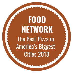 Food Network - The Best Pizza in America's Biggest Cities 2018